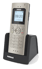 DECT II Phone in Base