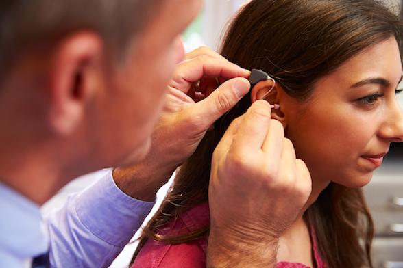 How Hearing Aids Help Tinnitus